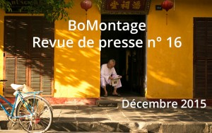 Dans sa revue de presse, BoMontage sélectionne pour vous, le meilleur de l'actu photo et vidéo. Que vous souhaitiez améliorer vos photos et vidéos familiales ou que vous réalisiez vous mêmes vos vidéos et photos professionnelles, BoMontage est à vos côtés pour vous aider à réaliser de belles images.