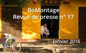 Dans sa revue de presse, BoMontage sélectionne pour vous, le meilleur de l'actu photo et vidéo.