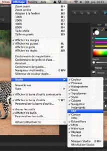 Pour bien protéger vos photos sur internet, afficher et remplir les données EXIF dans le logiciel Affinity photo.