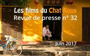 La photographie mobile et les smartphones font leur show dans le revue de presse de juin du Chat Roux.